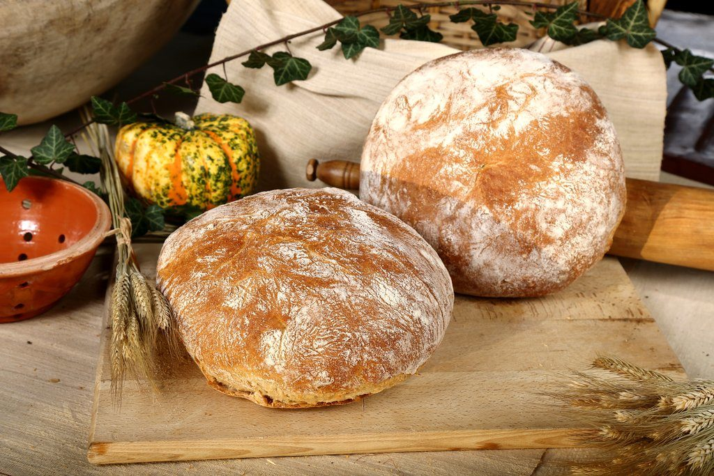 Kruh domaći 1000g