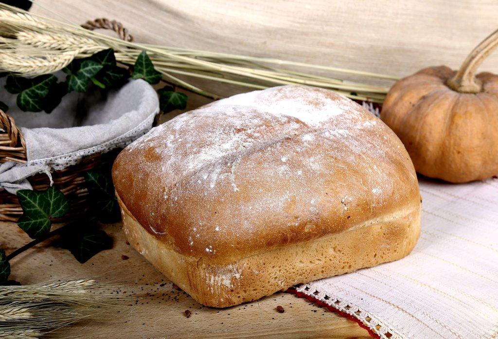 Kruh domaći fini 700g