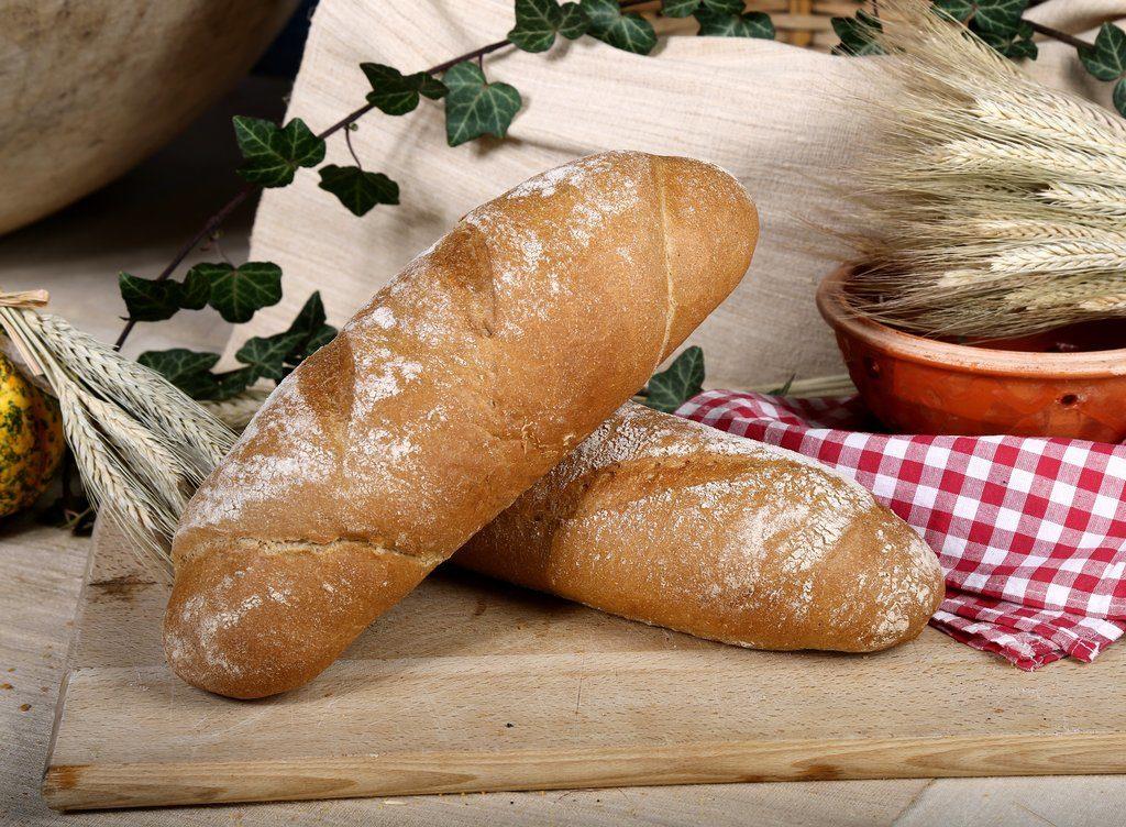 Kruh raženi miješani 350g