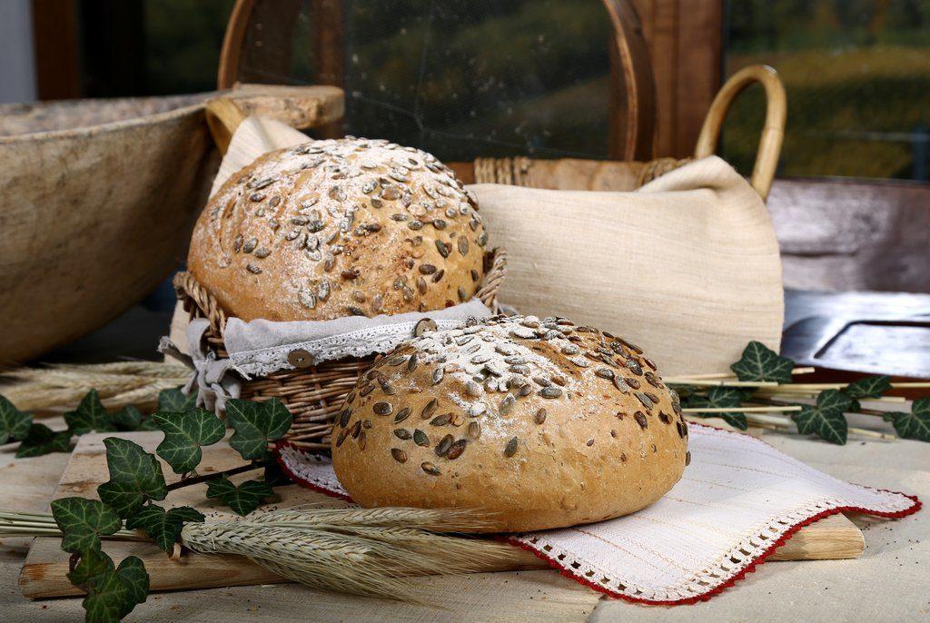 Kruh s bučinim sjemenkama 600g