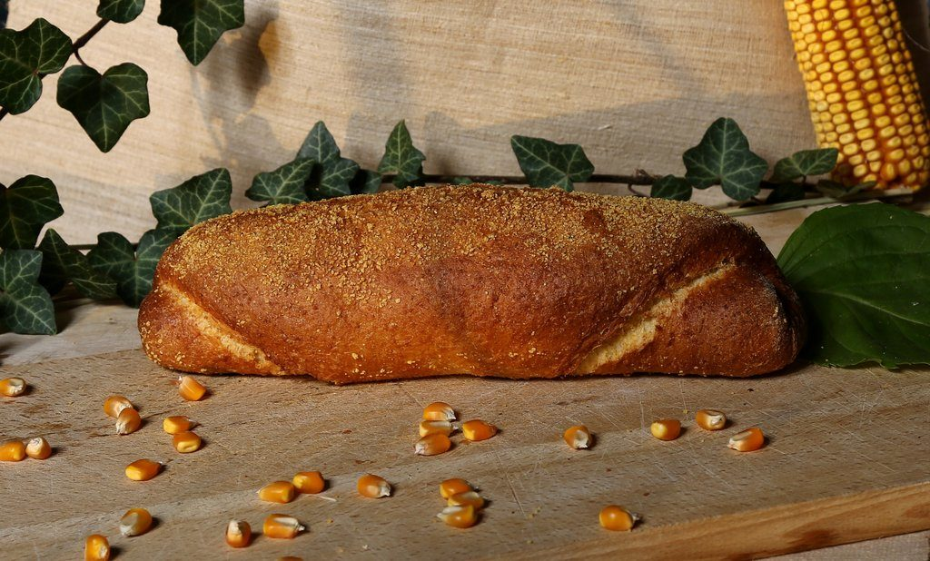 Kukuruzni kruh 350g
