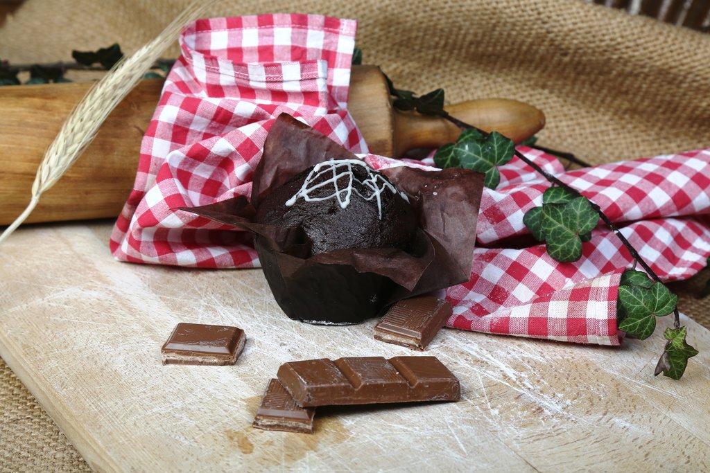 Kolač muffin tamni 60g