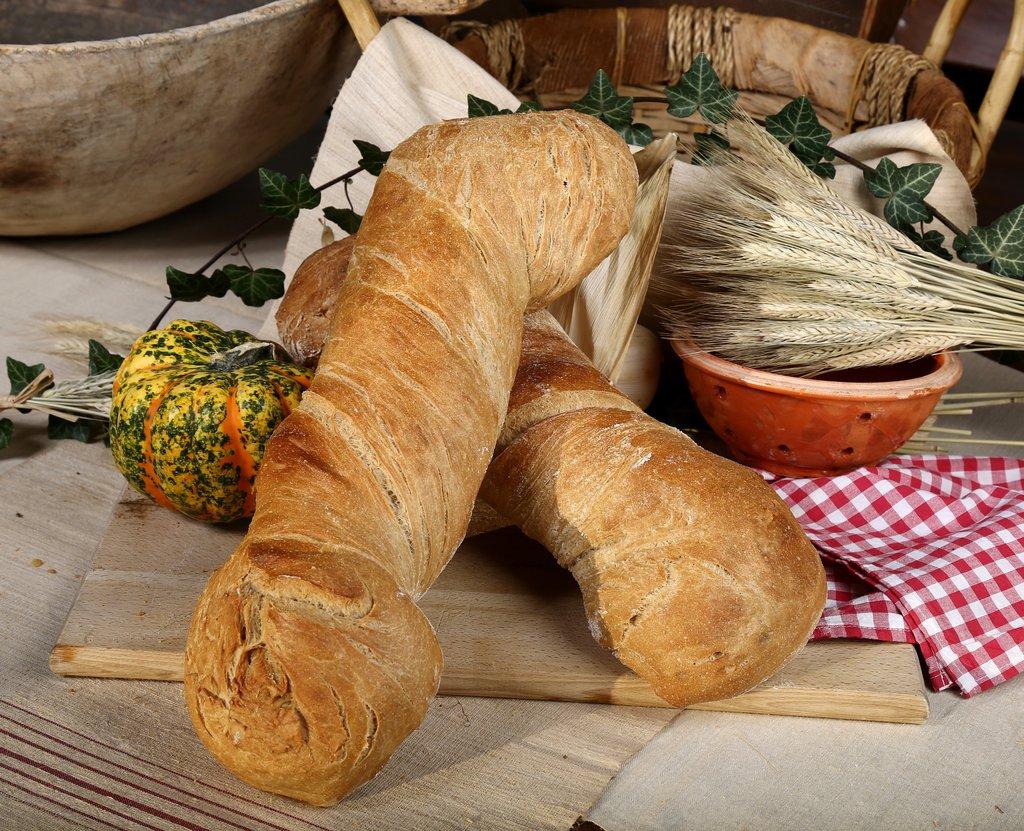 Kruh panj 700g pakirani