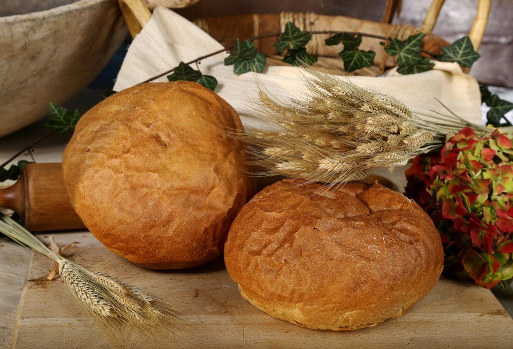 Kruh raženi miješani 700g pakirani