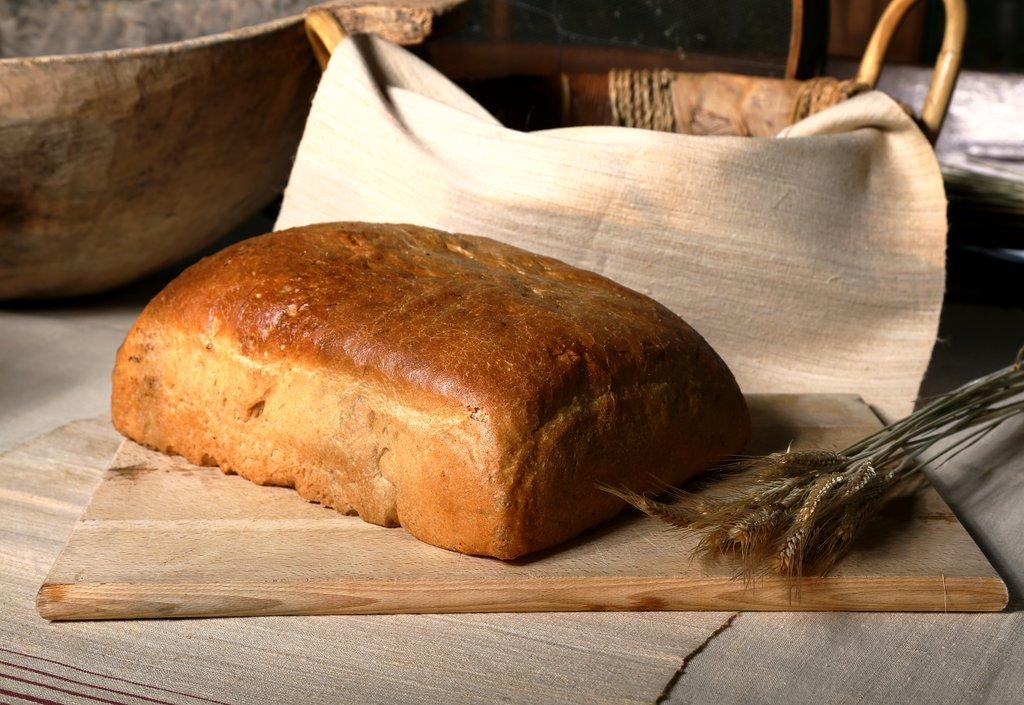 Kruh Terezijin tamni 1000g pakirani