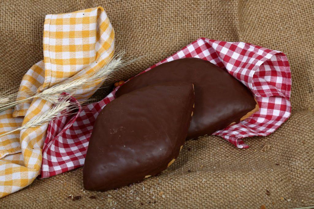 Pecivo čokoladni romb 80g