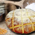 Novo u ponudi – kukuruzna pogača 900g